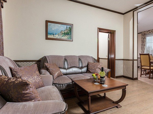 Apartment superior - Отель «Alean Family Resort & Spa Doville», Анапа