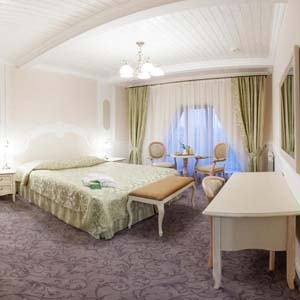 Отель «ALEAN FAMILY RESORT & SPA DOVILLE» Анапа